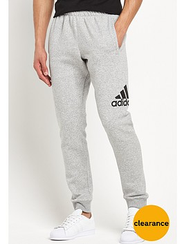 adidas-logo-cuffed-sweat-pants