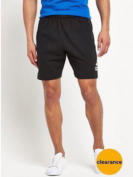 adidas-essential-logo-shorts