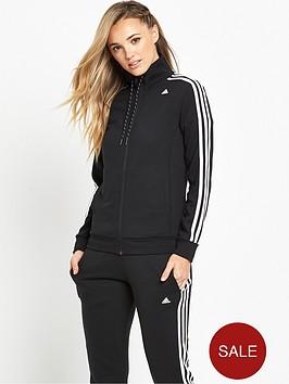 adidas-essentials-3-stripes-track-top-black