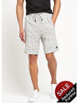 adidas-heather-knit-short