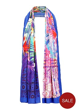 v-by-very-canyon-tropical-palm-print-scarf