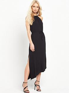 v-by-very-halter-neck-asymmetric-jersey-dressnbsp