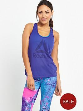 reebok-workout-logo-mesh-tank-purple