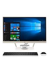 Pavilion Mini Monitor Bundle 300-235nam Intel® Core™ i3 Processor, 4Gb RAM, 1Tb Hard Drive Desktop Bundle with 23 inch Monitor and Optional Microsoft Office 365