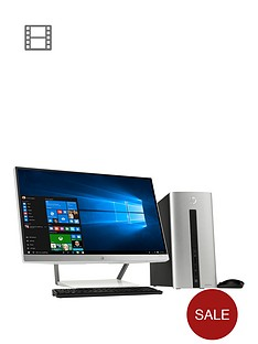 hp-pavillion-550-210na-amd-a10-processor-8gb-ram-2tb-hard-drive-128gb-ssd-236-inch-desktop-bundle-with-amd-2gb-dedicated-graphics-and-optional-microsoft-office-365-personal-silver
