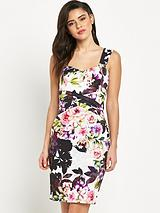 Floral Bodycon