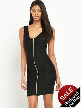 lipsy-ariananbspgrandenbspzip-front-bodycon