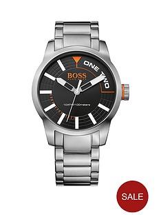 hugo-boss-tokyonbspsilver-stainless-steel-black-dial-mens-watch