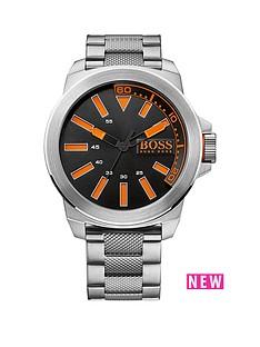 hugo-boss-hugo-boss-new-york-silver-stainless-steel-black-dial-gents-watch