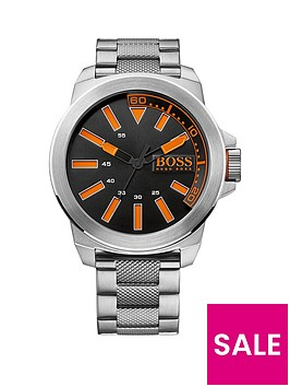hugo-boss-newnbspyork-silver-stainless-steel-black-dial-gents-watch