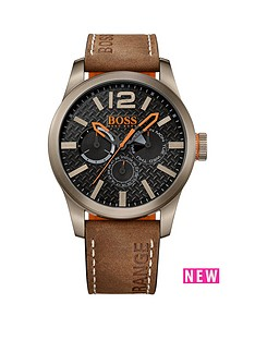 hugo-boss-hugo-boss-paris-tan-strap-black-chronograph-dial-gents-watch