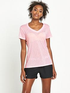 under-armour-slub-techtrade-v-neck-t-shirt