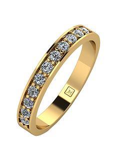 moissanite-moissanite-9ct-gold-33-points-eternity-ring