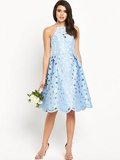 chi-chi-london-high-neck-cutwork-full-midi-dress