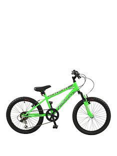 Falcon Samurai Hardtail Boys Mountain Bike 11 inch Frame