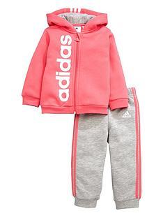 adidas-baby-girl-linear-logo-fz-suit
