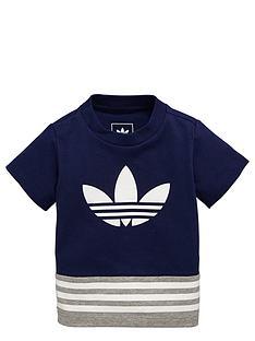 adidas-originals-adidas-originals-baby-boy-stripe-tee