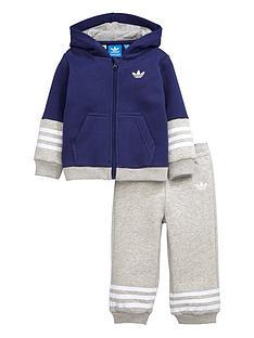 adidas-originals-adidas-originals-baby-boy-stripe-fz-suit