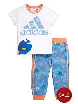 adidas-disney-younger-girls-dory-set