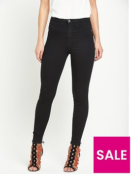 river-island-molly-high-rise-short-leg-skinny-jean
