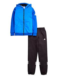 adidas-adidas-older-boys-fleece-blue-hojo-suit