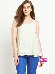 so-fabulous-neon-embroidered-cami-white