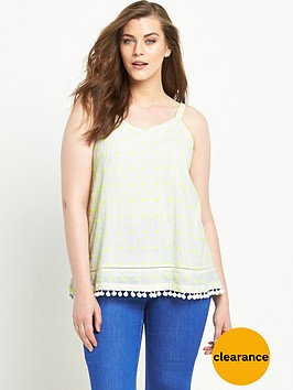 so-fabulous-neon-embroidered-cami-white