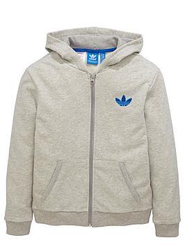 adidas-originals-older-boys-zipped-logo-hoodie