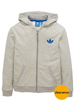 adidas-originals-older-boys-zipped-logo-hoodie