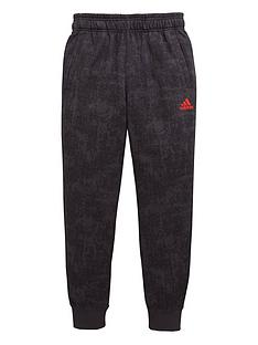 adidas-older-boys-ess-print-pants