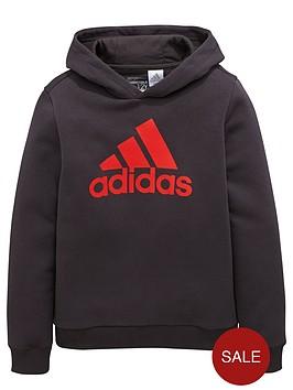 adidas-older-boys-ess-logo-oh-hoody