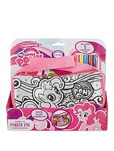 My Little Pony Scribble Me Hand Bag Pinkie Pie