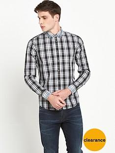 boss-orange-long-sleeve-mens-check-shirt