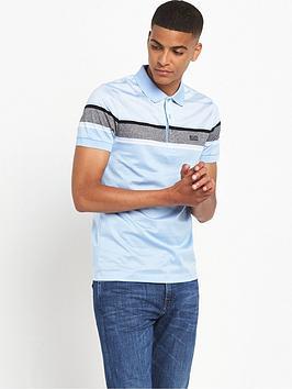 boss-green-chest-stripenbsppolo-shirt