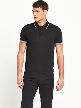 boss-green-logo-short-sleevenbsppolo-shirt