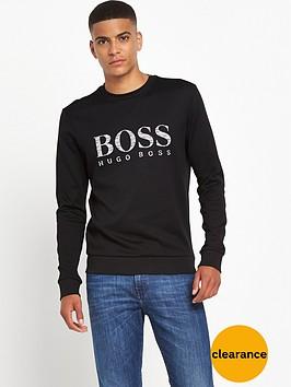 boss-green-logo-sweatshirt-top