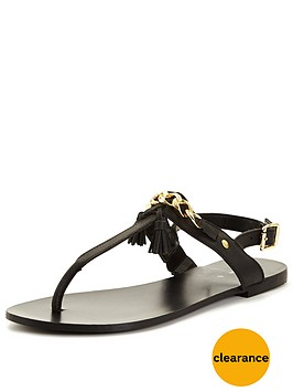 v-by-very-rock-chain-detail-leather-sandal