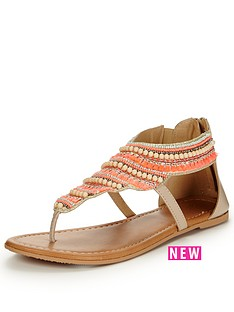 v-by-very-spring-rio-tassel-embellished-toe-post-sandal