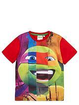 Boys Collage T-Shirt