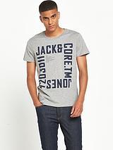 Jack & Jones Core Wall T-Shirt