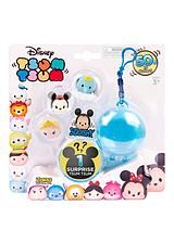 Disney Tsum Tsum Tstack 5 pack with Carry Carabiner