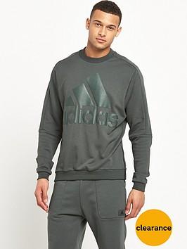 adidas-heavy-terry-crew-neck-sweat-top