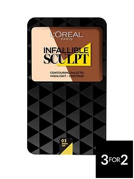 loreal-paris-infallible-sculpt-contour-palette-medium-dark-10g