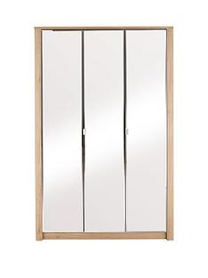 como-3-door-mirrored-wardrobe