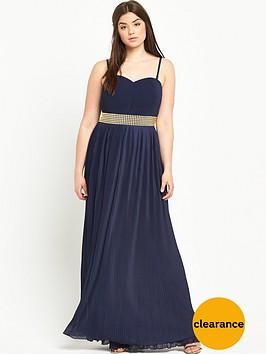lovedrobe-lovedrobe-curve-pleated-strapless-maxi-sizes-14-26