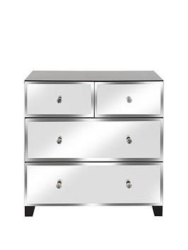 Bellagio 2 + 2 Drawer Chest