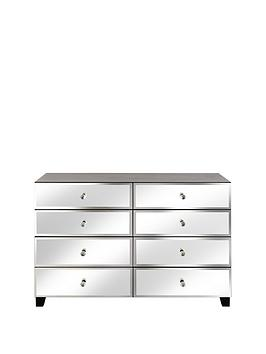 Bellagio 4 + 4 Drawer Chest