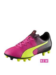 puma-puma-evospeed-junior-55-tricks-firm-ground-boots