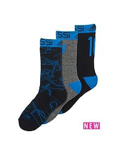 adidas-adidas-messi-junior-3pack-socks
