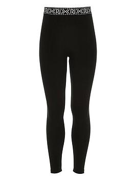 river-island-girls-black-branded-waistband-leggings